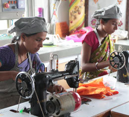 Sponsor skill training for 1 woman